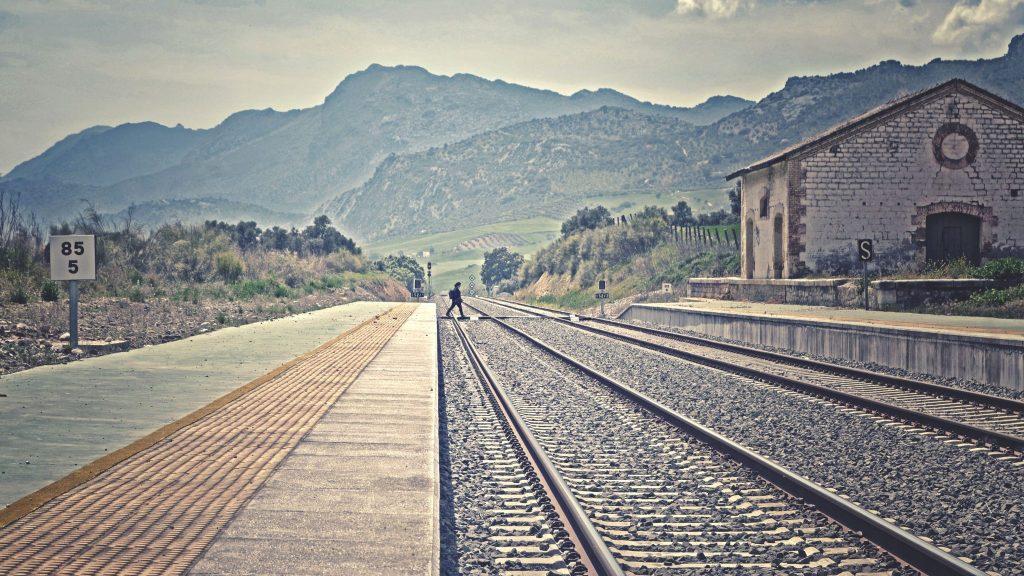 Walking so far away — Cadiz, 2017