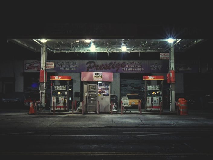 Long expentancies — New York, 2017