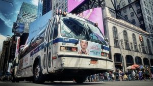 Connecting Manhattan — New York, 2017