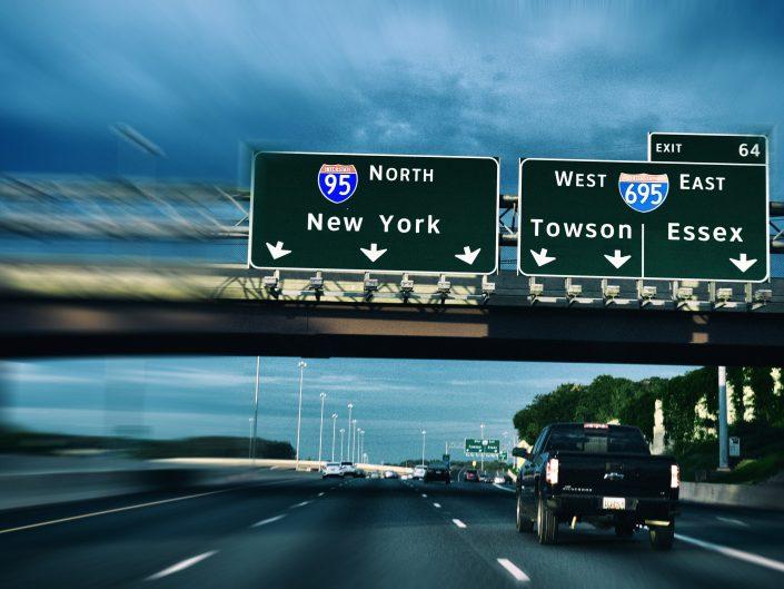 Back to NY — New York, 2017