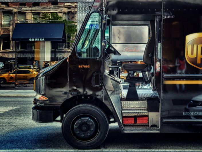Delivering — New York, 2017