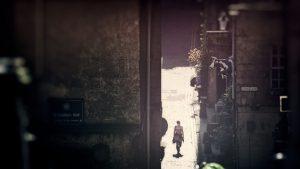 Walking old Edinburgh