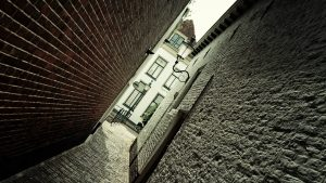 Amersfoort walls — Holland