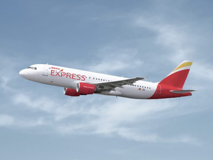New livery A320 IBS