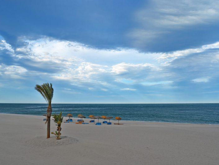 Aeolus wishes the beach to be alone — Mojácar, 2014
