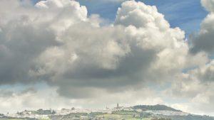 Friendly clouds — Medina Sidonia, 2016