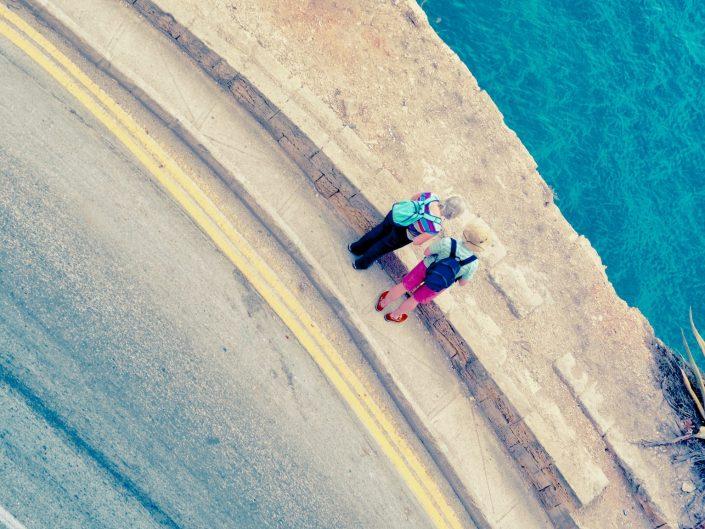 The lost couple — Malta, 2016