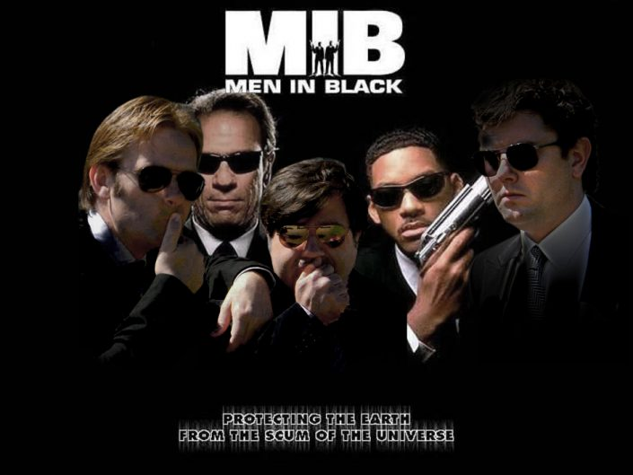 Men in Black, v2.0