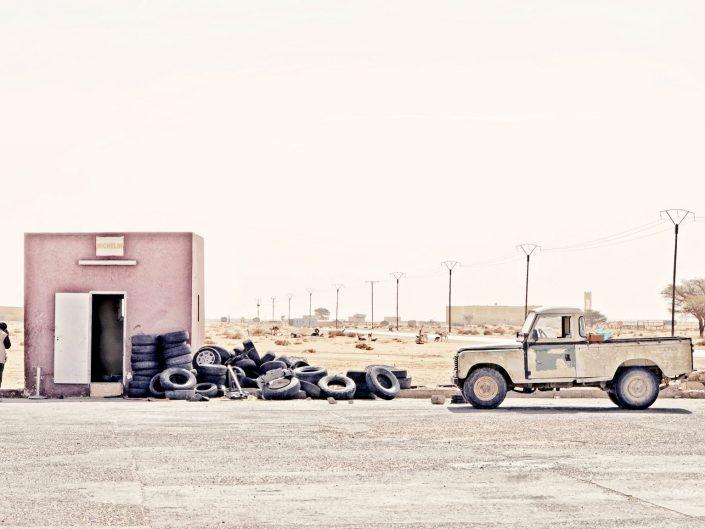 Michelin assistance — Mauritanie, 2016