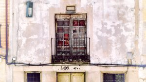 Antonio lived inside — Brihuega, 2017
