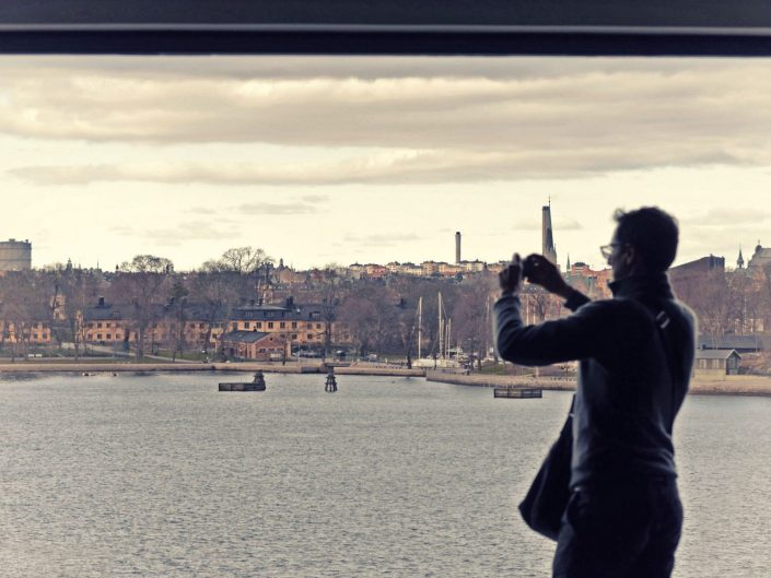 Picturing Stockholm