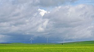 Three wind giants — Vejer de la Frontera, 2015