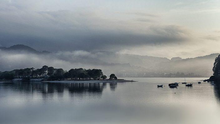 Sabarís reflections — Nigrán, 2017