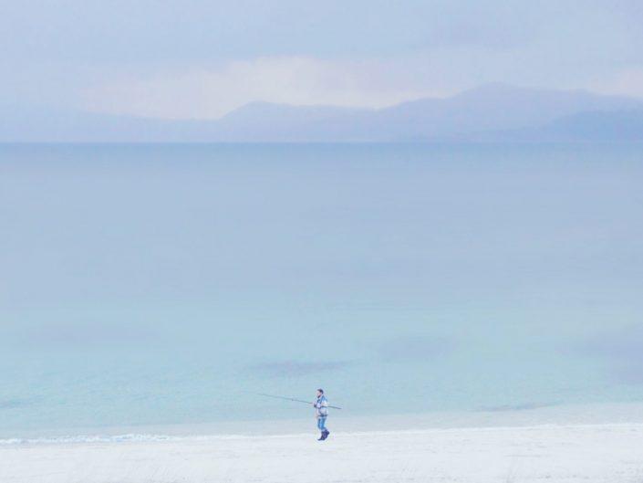 Fishing loneliness — Vigo, 2016