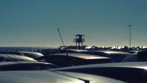 Hot sunday at the beach — Conil de la Frontera, 2015