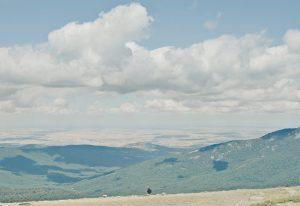 Pilgrim of the mountain — Manzanares el Real, 2014