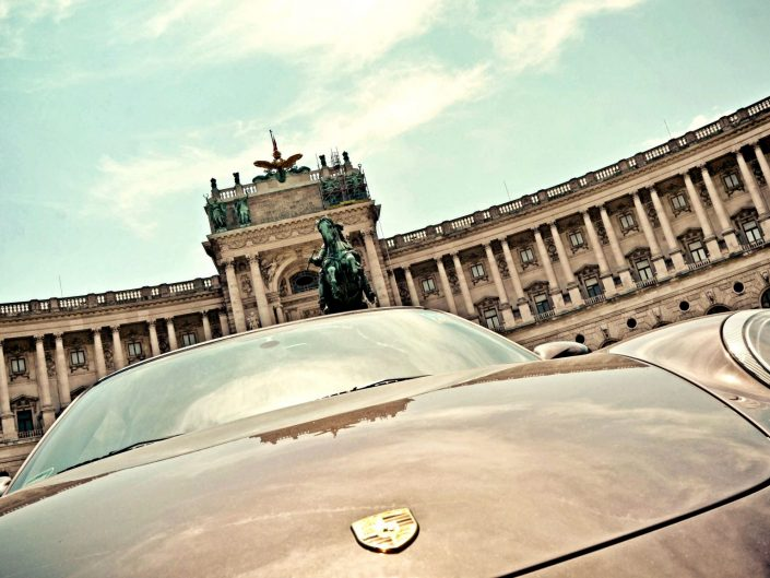 Imperial Porsche — Vienna, 2016