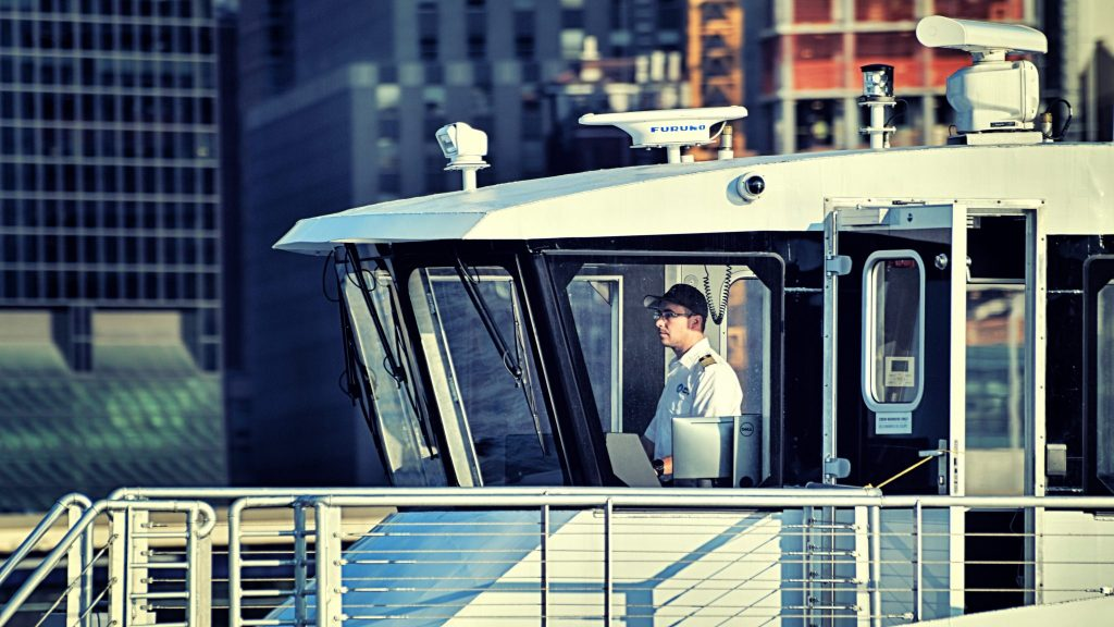 Dawning of an urban captain — New York, 2017