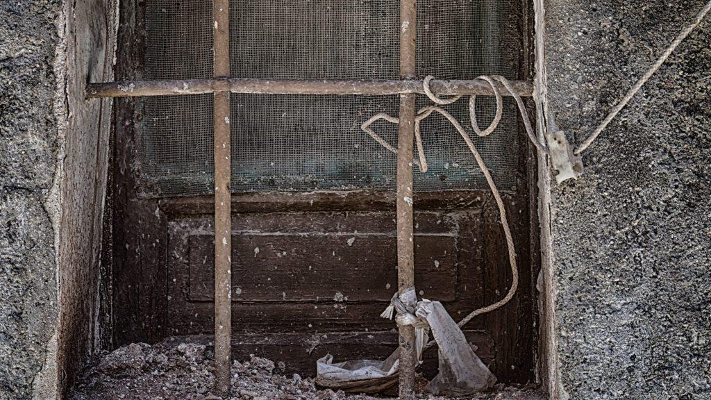 Memories from a window — Sigüenza, 2018