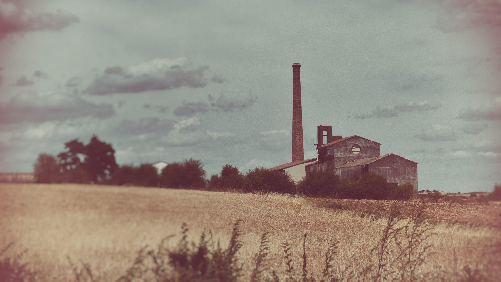 Those industrial golden days — Vellisca, 2018