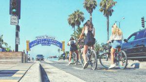 The route for fun — Santa Monica, 2018