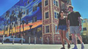 Walking Venice — Venice, LA, 2018