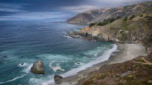 Where land and sea meet — Big Sur, CA, 2018