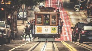Touristing — San Francisco, 2018