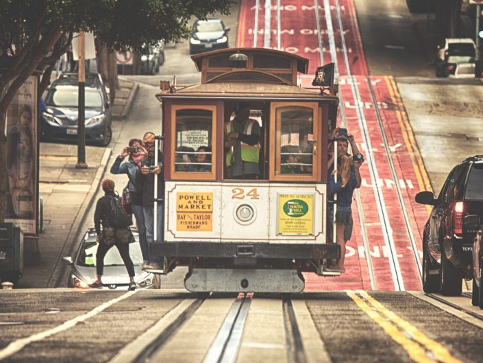 Touristing — San Francisco, 2018