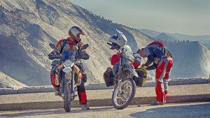 Mountain riders— Yosemite, 2018