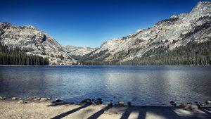 Clear air — Yosemite, 2018