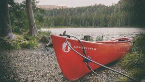 Test the lake — Mammoth Lakes, CA, 2018