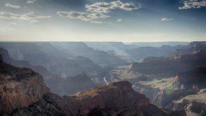 Colorado down there — Grand Canyon, AZ, 2018