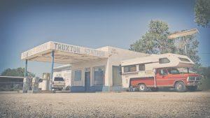 Gas! — Truxton, AZ, 2018