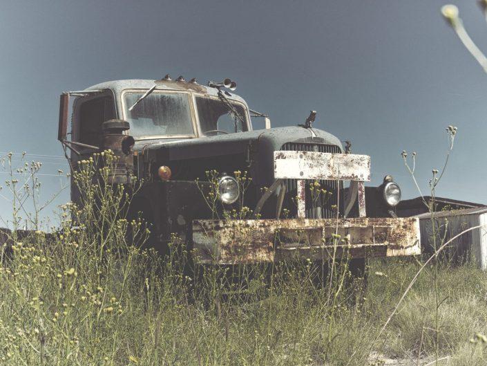 66's truck — Truxton, AZ, 2018