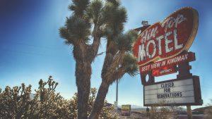 Closed down — Kingman, AZ, 2018