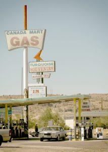Living the vintage way — Kingman, AZ, 2018