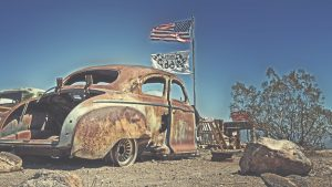National wreck — Kingman, AZ, 2018