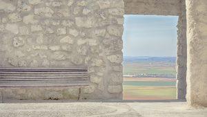 The light side of a window — Urueña, 2019