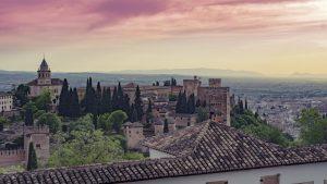The last place — Granada, 2019