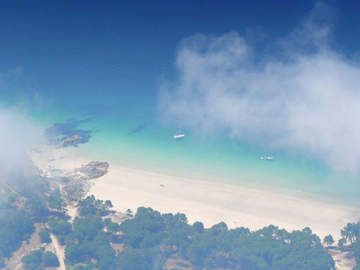 Cloudly paradise — Vigo, 2019