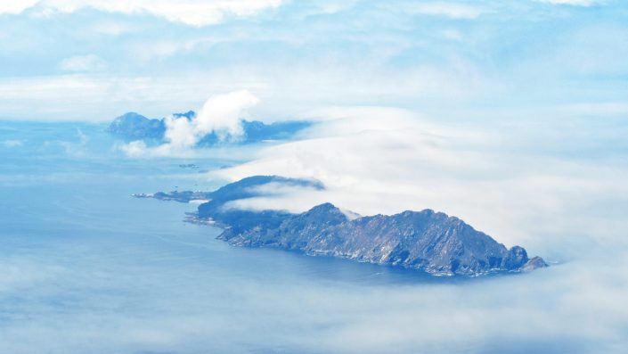 Submerged in clouds — Vigo, 2019