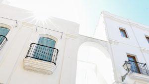 You shine more than the Sun — Arcos de la Frontera, 2019