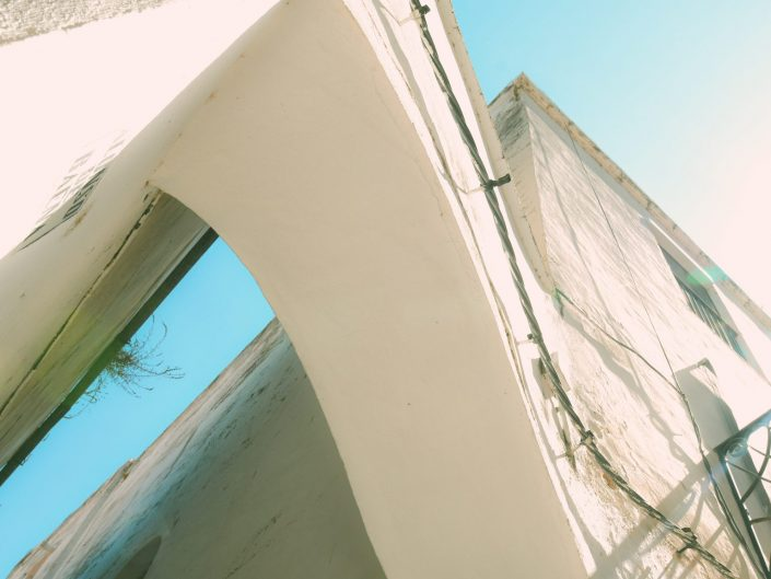 Geometries of Andalusia — Arcos de la Frontera, 2019