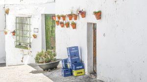 Bar to be refilled — Arcos de la Frontera, 2019