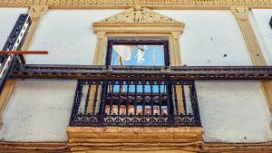 In need of restoration — Villanueva de los Infantes, 2019