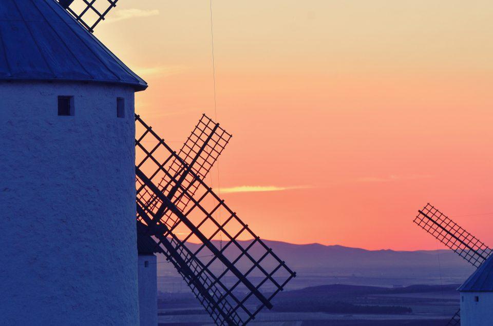Chasing don Quixote