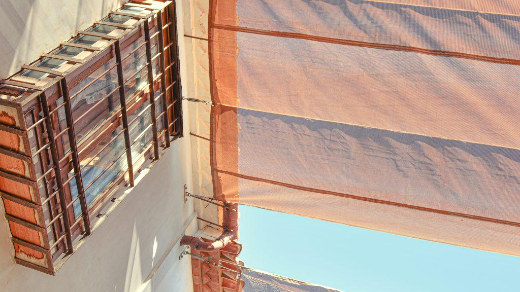 Balconies rescued from summer — Villanueva de los Infantes, 2019